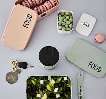 Lunchbox Grün