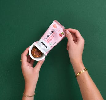BIO Nut Butter Ball Cranberry & Pistachio