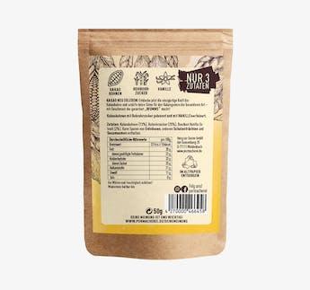 KakaoWUMMS - Gebrannte Kakaobohnen mit Vanille