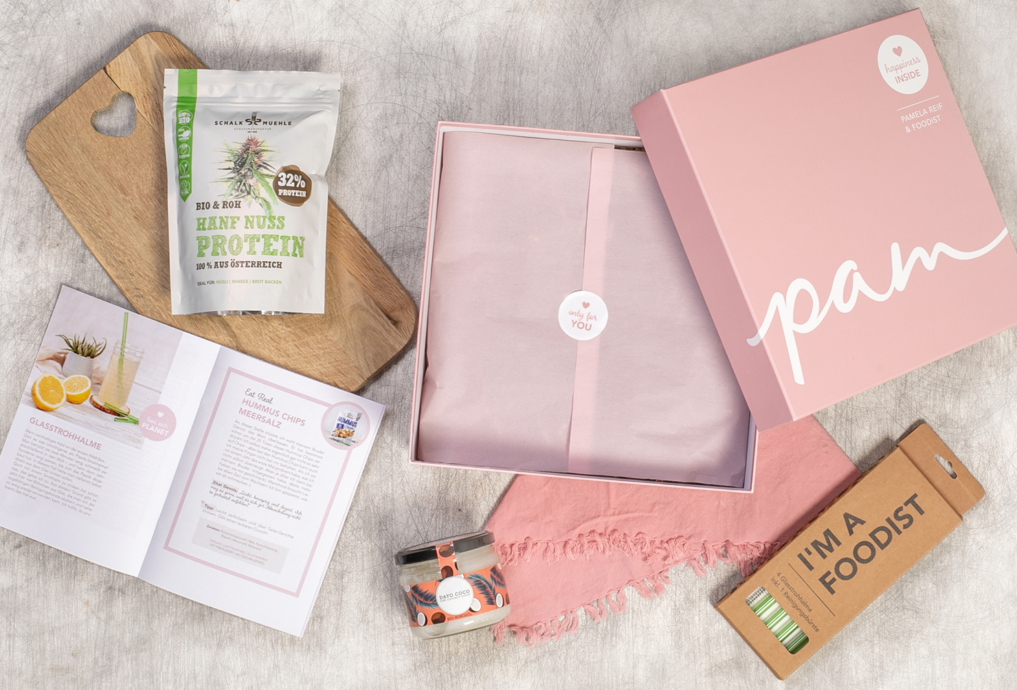 Pam Box von Foodist | Foodist