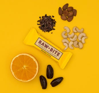 BIO Rohkostriegel Kakao & Orange