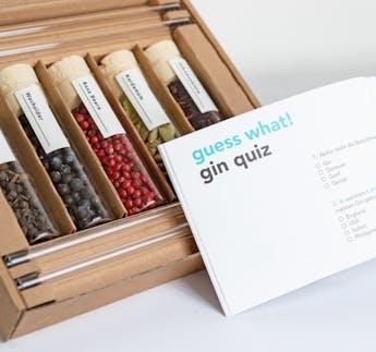 Gin Botanical Set - Spice it yourself