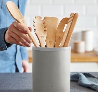 Küchenhelfer Set, 6-teilig