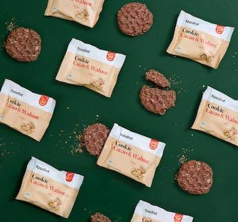 BIO Cacao & Walnut Cookie
