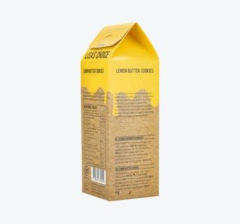 BIO Kekse Zitronenbutter