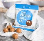 Proteinbälle - Erdnussbutter