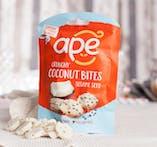 Crunchy Coconut Bites Sesame Seed