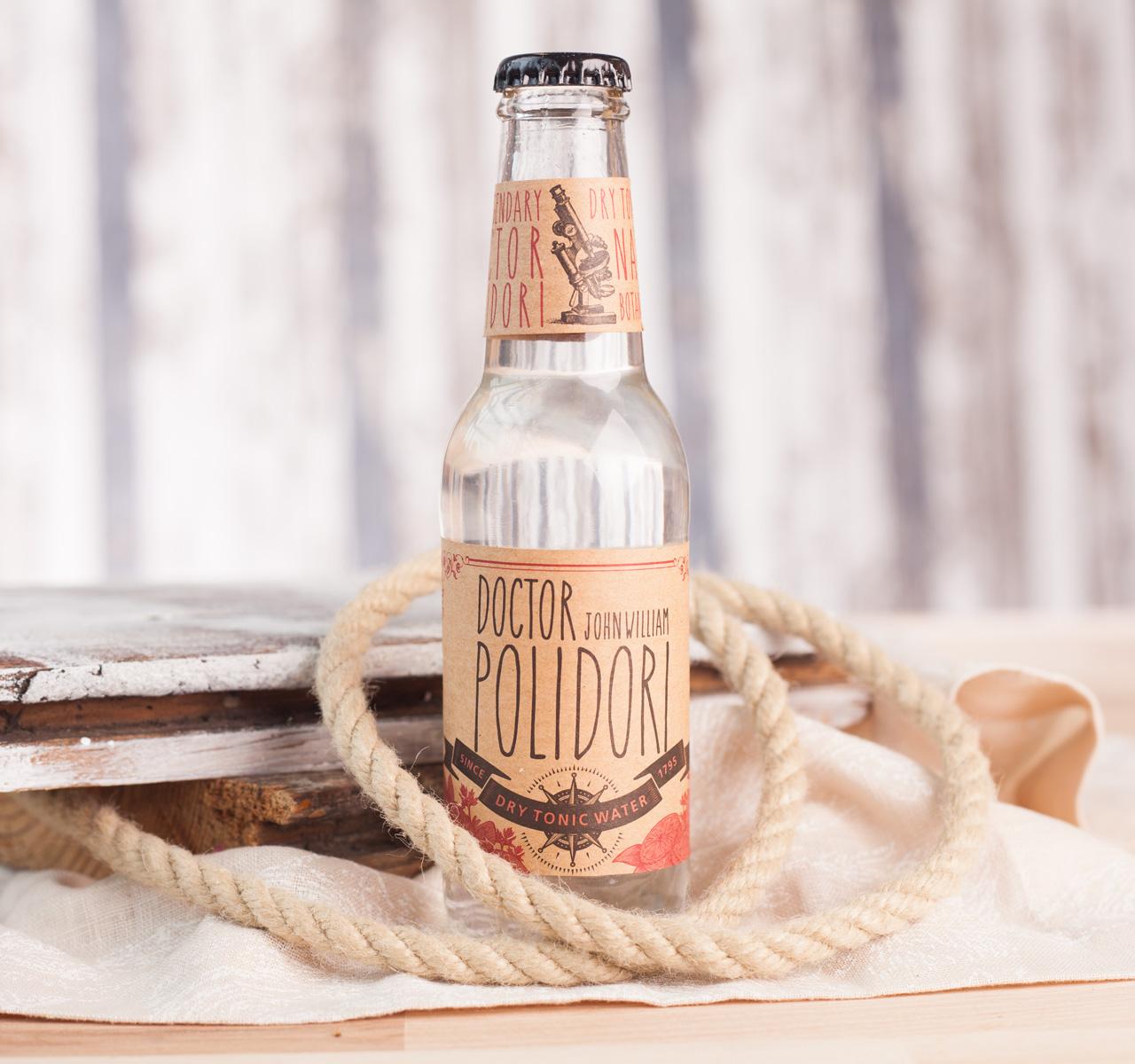 Doctor Polidoris Dry Tonic von Doctor Polidori kaufen | Foodist