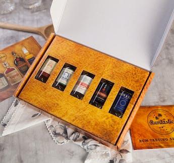 Rum Tasting Selection