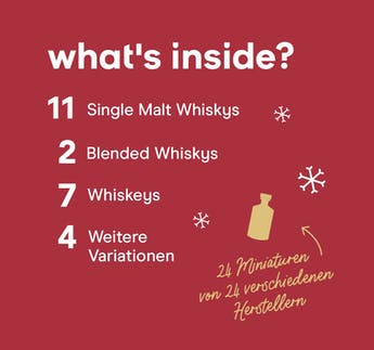 BEEF! Whisky Adventskalender 2021