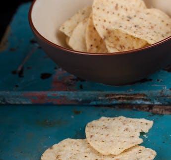 Tortillachips - White Cheddar