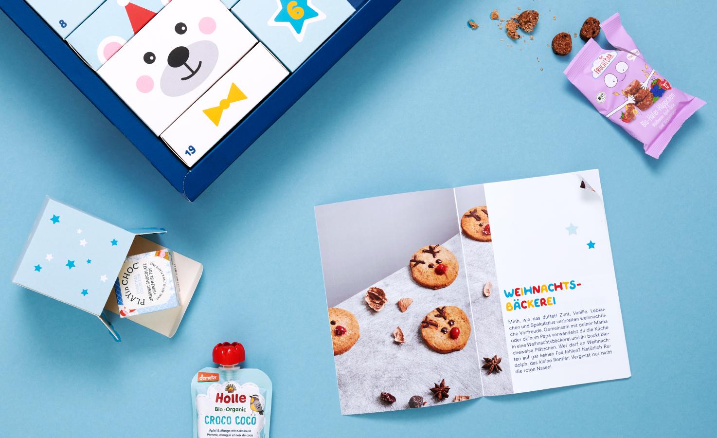 Booklet Kids Adventskalender