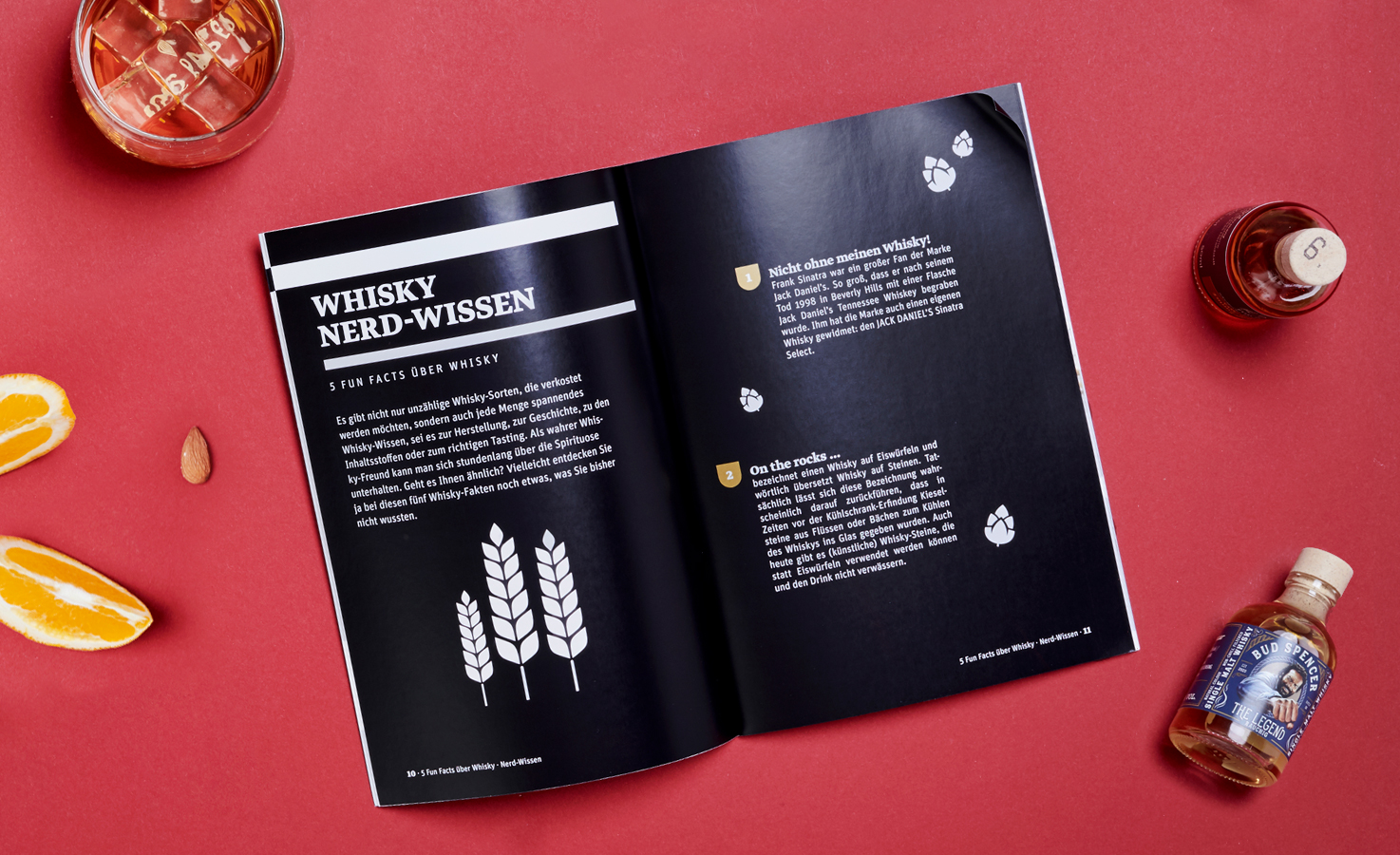 BEEF! Whisky Booklet