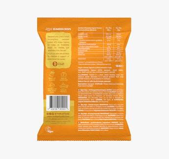 Seetang Chips mit Käsegeschmack