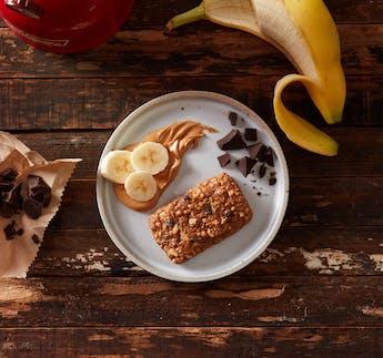 Energieriegel Peanut Butter Banana
