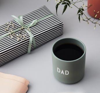 DAD Tasse, hellgrün